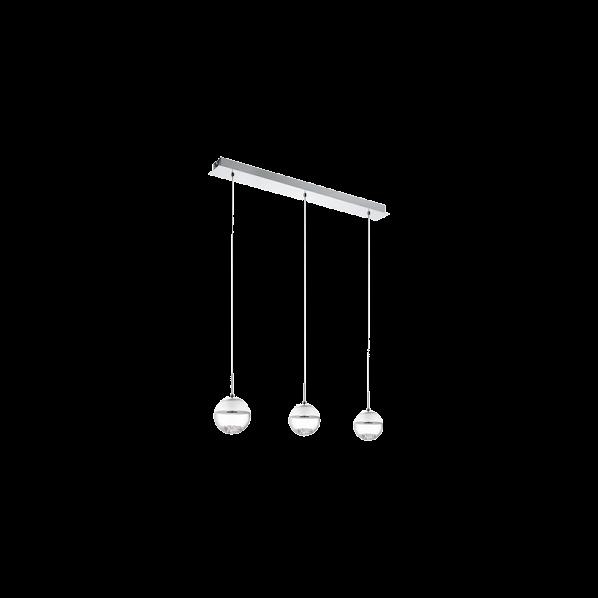 LED-ΚΡΕΜΑΣΤΟ/3 ΧΡΩΜΕ/KLAR-SAT MONTEFIO 1