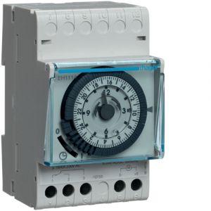 Χρονοδιακόπτης 24Ωρος Με Εφεδρεία 3M 12-24V AC/DC