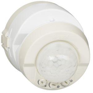 DIY Ανιχνευτής Plexo ΙΡ55 Λευκός 360