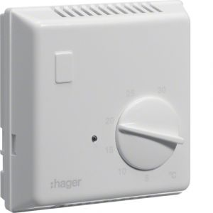 Θερμοστάτης Μηχανικός 1 Μεταγωγική Επαφή & Ενδεικτική Λυχνία