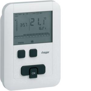 Θερμοστάτης Ψηφιακός Προγραμματιζόμενος ECO 230V