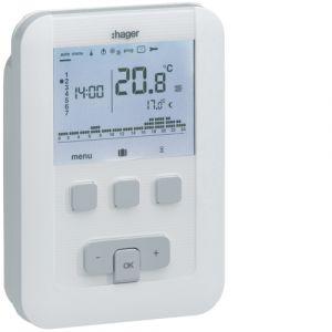 Θερμοστάτης Ψηφιακός Προγραμματιζόμενος Evolution 230V