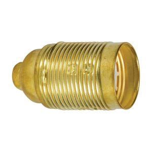 Ντουί Μεταλλικό Χρυσό Ε27 Με Βόλτες