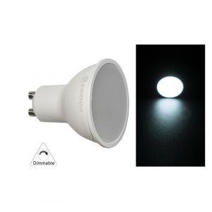 LED SMD GU10 ΜΑΤ 7W 230V 105