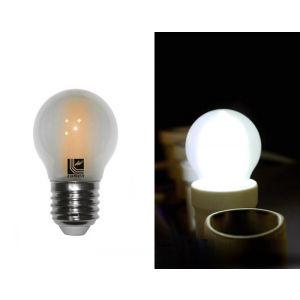 Λάμπα LED COG Σφαιρική Μάτ Ε27 6W 230V Ψυχρή