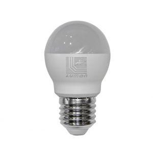 LED Σφαιρικό Μάτ Ε27 8W 230V Θερμό