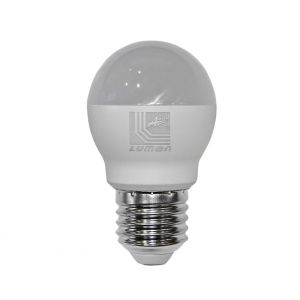 LED Σφαιρικό Μάτ Ε27 8W 230V Λευκό