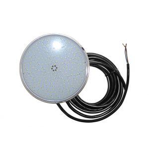 LED Λάμπα Πισίνας Ρητίνης PAR56 18W 12V IP68 Ψυχρό 9000K