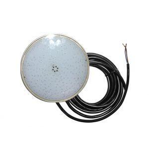 LED Λάμπα Πισίνας Ρητίνης PAR56 18W 12V IP68 Μπλέ