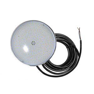 LED Λάμπα Πισίνας Ρητίνης PAR56 30W 12V IP68 Θερμό 3000K