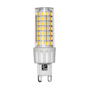 Λάμπα LED SMD Κεραμικό G9 7W 230VAC Ντιμαριζόμενο Λευκό