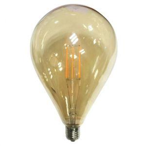 LED E27 TRIC AMBER DIM 6W 2700K 230V AC 590LM RA80