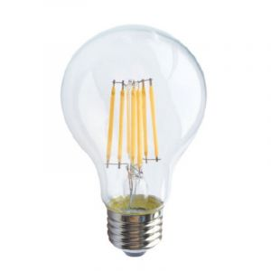 LED FILAMENT E27 A60 DIM 6W 4000K 230V AC 700LM RA80