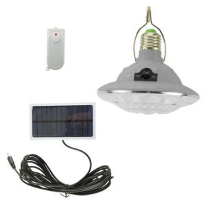 Ηλιακή Λάμπα με Τηλεχειριστήριο Διπλής Χρήσης I-SOLAR JL-678-8