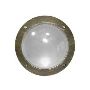 Πλαφονιέρα 9724 Αλουμινίου Για Λάμπα GX53 Ρουστίκ Β