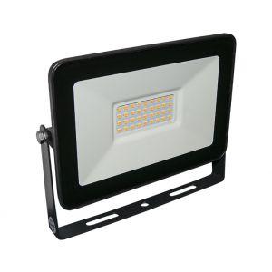 ΠΡΟΒΟΛΕΑΣ LED-SMD eco 30W 230V ΠΡΑΣΙΝΟ IP65 ΜΑΥΡΟΣ