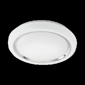 LED-ΑΠΛΙΚΑ ΟΡΟΦΗΣ O340 ΛΕΥΚΟ/ΧΡΩΜΕ CAPASSO