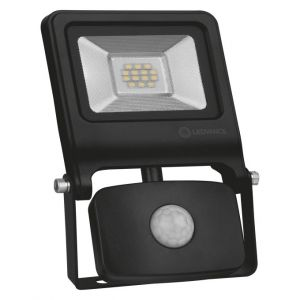 FLOODLIGHT VALUE Sensor 10 W 4000 K IP44 BK