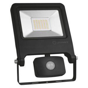 FLOODLIGHT VALUE Sensor 30 W 4000 K IP44 BK