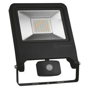 FLOODLIGHT VALUE Sensor 50 W 4000 K IP44 BK