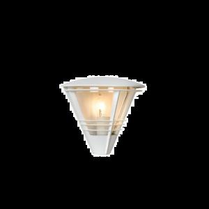 LIVIA WALL LIGHT IP44 W11.5 L27 H25CM ΛΕΥΚΟ
