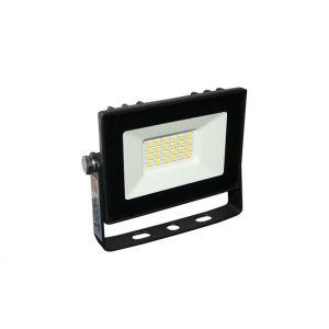 Προβολέας Led Smd Eco 10W 230V Μπλέ Φως IP65 Μαύρο