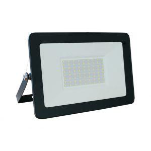 Προβολέας LED-SMD eco 70W 230V Μπλέ IP65 Μαύρος