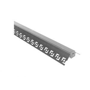 ΠΡΟΦΙΛ ΑΛ.2μ.ΓΥΨ/ΔΑΣ ΕΞΩΤΕΡ. ΓΩΝΙΑ ΓΙΑ ΤΑΙΝΙΕΣ LED έως 11mm W:50mm