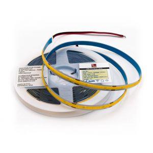 Ταινία COB LED 5m 24VDC 10W/m 352LED/m Ψυχρό IP20