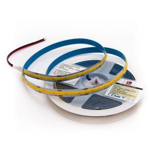 Ταινία COB LED 5m 24VDC 18W/m 512LED/m Θερμό IP20