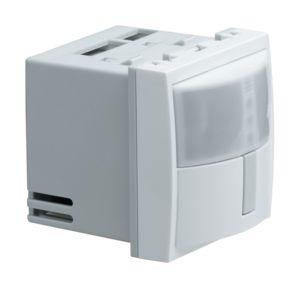 Systo Ανιχνευτής Κίνησης 2 Στοιχείων Λευκός