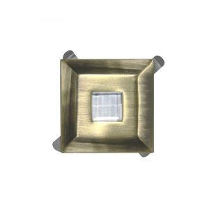 ΤΕΤΡΑΓΩΝΟ ΠΛΑΙΣΙΟ ΑΛΟΥΜΙΝΙΟΥ ΓΙΑ (9501-1W)-(9501-6LED) ΑΝΤΙΚΕ