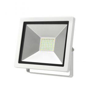 ΠΡΟΒΟΛΕΑΣ LED-SMD mini 30W 230V 3100K ΘΕΡΜΟ IP65 ΛΕΥΚΟΣ