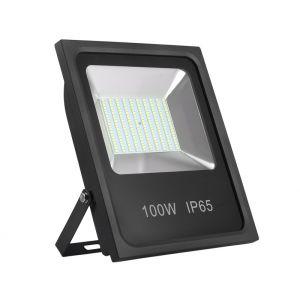 ΠΡΟΒΟΛΕΑΣ LED-SMD mini 100W 230V 3100K ΘΕΡΜΟ IP65 ΑΝΘΡΑΚΙ