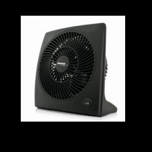 Ανεμιστήρας Box Fan 15727 7'' 18CM Μαύρος