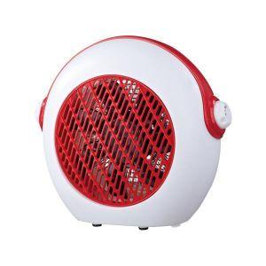 Αερόθερμο Earpiece 2000W Λευκό - Κόκκινο