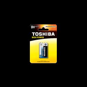 Toshiba High Power 9V (blister 1 pc)  -  6LR61GCP BP-1