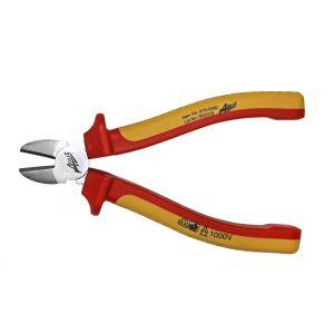 Κοφτάκι VDE 1000V Κίτρινη-Κόκκινη Λαβή 160mm