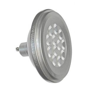 LED SMD ΑΛΟΥΜΙΝΙΟ AR111 GU10 12W 230VAC 24 ΛΕΥΚΟ