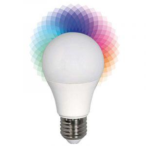 ΛΑΜΠΑ LED SMART BULB 6W E27 2700K+RGB