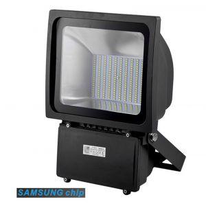 ΠΡΟΒΟΛΕΑΣ LED-SMD SAMSUNG 100W 230V 4100K ΛΕΥΚΟ IP65 ΑΝΘΡΑΚ