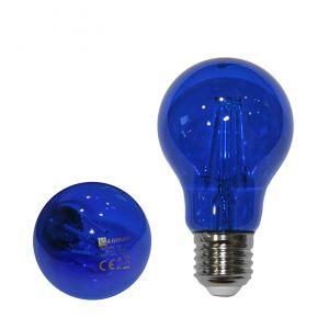 LED COG ΑΧΛΑΔΙ Ε27 6W 230V ΜΠΛΕ