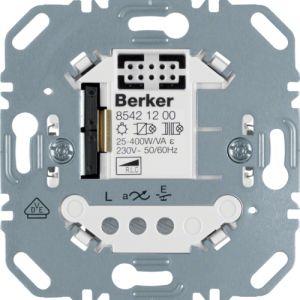Berker Μηχανισμός Ρυθμιστή Φωτισμού. 1Εξ. UNIV. 400W/70W Led