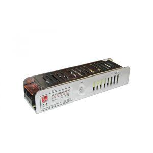 ΤΡΟΦΟΔΟΤΙΚΟ ΑΛΟΥΜΙΝΙΟΥ ΜΙΝΙ ΓΙΑ ΤΑΙΝΙΕΣ LED 240/12VDC 60W