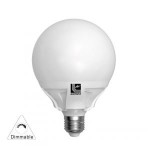 LED GLOBE Φ105 E27 15W 230V ΝΤΙΜΑΡΙΖΟΜΕΝΟ ΘΕΡΜΟ