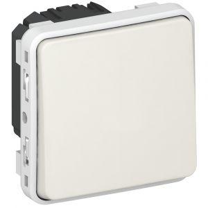 Μηχανισμός Διακόπτη A/Ρ Λευκός IP55 Plexo