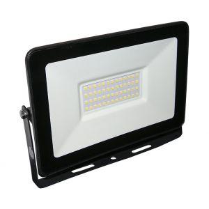 Προβολέας Led-Smd Eco 50w 230v 6200K Ψυχρό IP65 Μαύρος